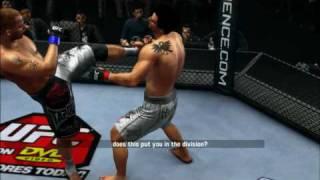 GameSpot Reviews - UFC 2010 Undisputed Video Review