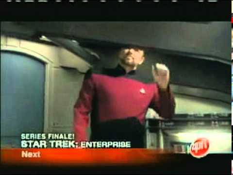 ENT 4x22 'These Are The Voyages' Trailer #1