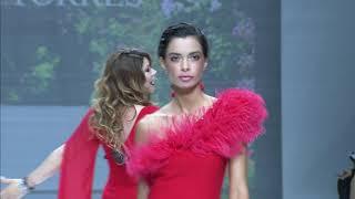 Ana Torres, nueva colección vestidos ceremonia y trajes novia 2019 Desfile BBW
