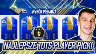 MOJE NAJLEPSZE TOTS PLAYER PICKI z BUNDESLIGI za FUT CHAMPIONS! FIFA 19 Ultimate Team
