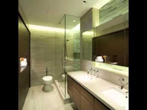 Bathroom glass tile design ideas