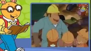Arthur Season 1 Full Episode 26 My Dad, the Garbage Man; Poor Muffy