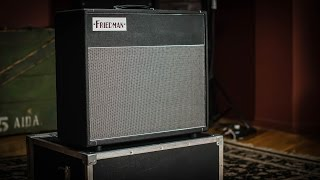 Friedman Dirty Shirley 1x12 Combo Amp Demo