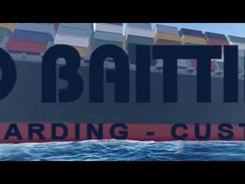 Customs broker Italy - Port of Napoli - Baittiner