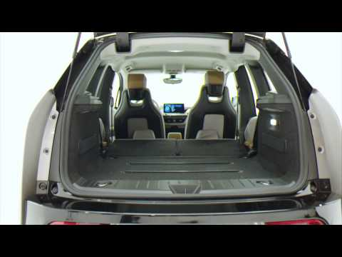 Bmw I3 Interior And Exterior Storage Youtube