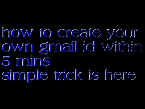 How To Create A Gmail Account | Simple Steps By Kannada Technoguru