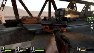 Left 4 Dead 2 - Cold Stream (Beta) Gameplay