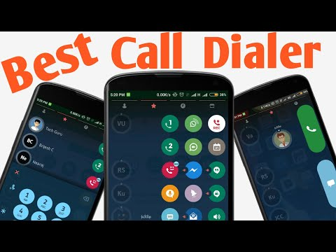 Best Call Dialer App For Your Android Phone (2017-2018)