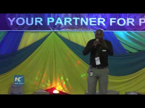 Comedy relief to promote peace in South Sudan