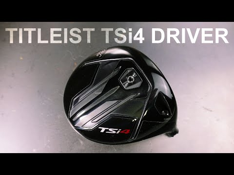 TITLEIST TSi4 DRIVER REVIEW | 165 BALL SPEED and EVERYTHING YOU NEED TO KNOW