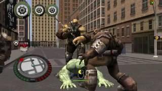 Прохождение игры Невероятный Халк/The Incredible Hulk часть 9