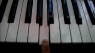 Piano Tutorial for Eminem - Mockingbird