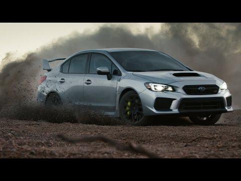 The Newly Redesigned 2018 Subaru WRX and WRX STI