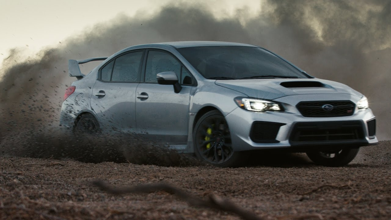 The Newly Redesigned 2018 Subaru Wrx And Wrx Sti Youtube