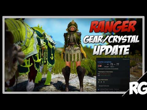 black desert online ranger leveling guide