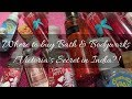 Bath and Bodyworks & Victoria's Secret Haul in India/ Hyderabad | Priyanka Boppana