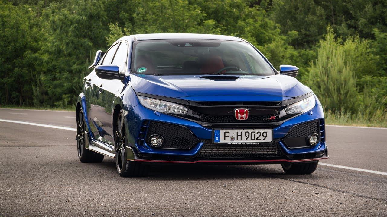 2019 FK8 Honda Civic Type R Review! New Motoring - YouTube
