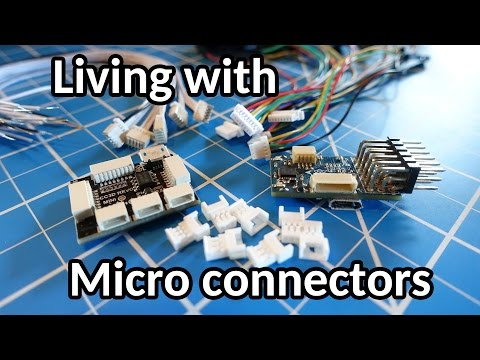 Living with micro connectors