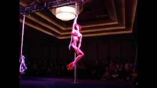 Miss Australia pole dance 2006 Felix Cane