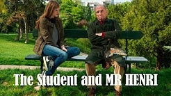 The Student and Mr Henri - Official Trailer #1 - French Comedy