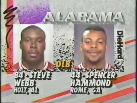 1990  # 3 Tennessee vs Alabama