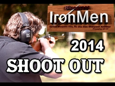 God and Guns - Bluegrass IronMen ShootOut 2014