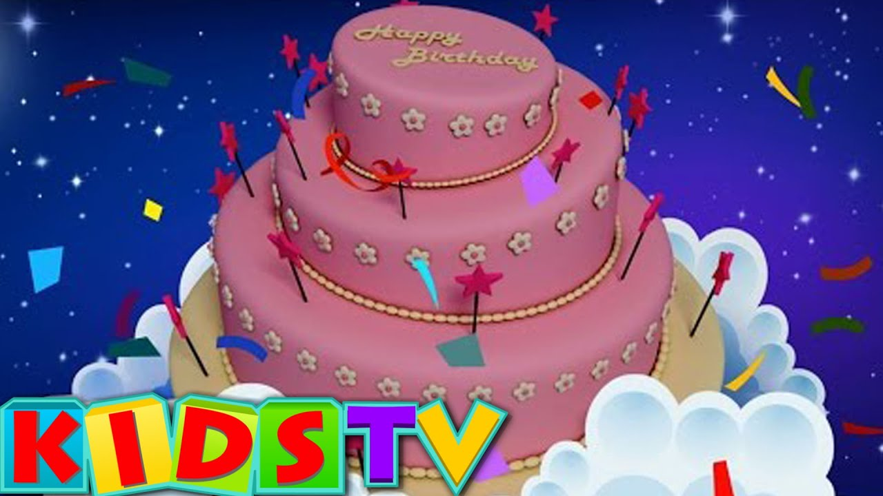 Happy Birthday Birthday Song Happy Birthday To You Song Kids