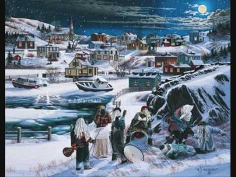 Shanneyganock Christmas Time In Newfoundland YouTube