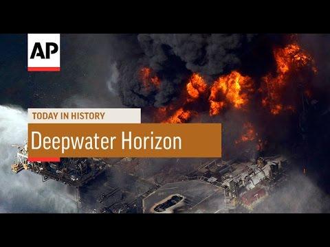 Deepwater Horizon - 2010 | Today In History | 20 Apr 17