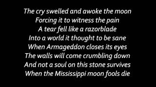 An Acoustic Sin - Mississippi Moon - WITH LYRICS!!!