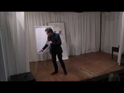 Harmonia Mundi Presenta: Igor Sibaldi - La Gestione dei Sentimenti - Conferenza (I° Parte)