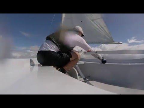 Brisbane Boys' College Sailing 2016