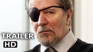 THE COURIER Official Trailer (2019) Gary Oldman, Olga Kurylenko, Action Movie HD