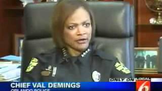 POLICE BRUTALITY - Punk Cop Pushes Woman Down Stairs, Then Charges Her With Assault - YouTube.flv