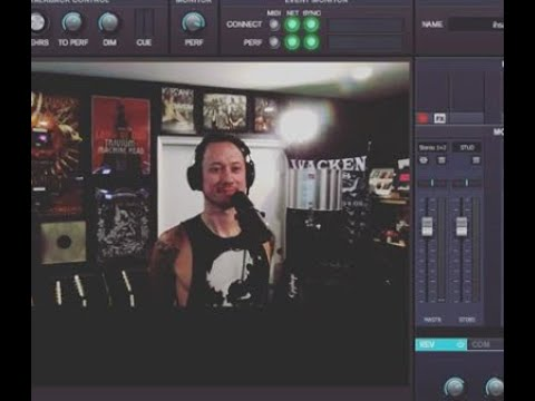 Ihsahn and Trivium's Matt Heafy collaborate for Mrityu project!
