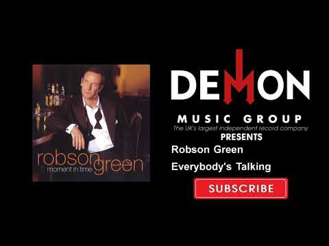 Robson Green - Everybody's Talking mp3