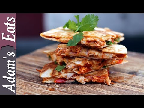 Easy Buffalo Chicken Quesadilla Recipes