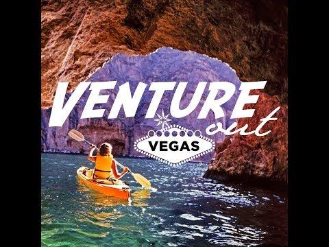 Epic Birthday Surprise to Las Vegas!!! Emerald Cave and Kayaking!