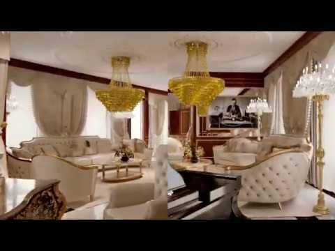 Italian Furniture - Royal Classic Italy Designs for Kings