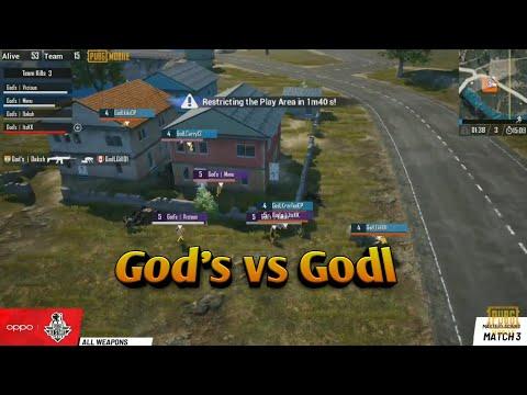 Godl Clan Vs God's Clan