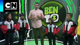 Episódio 6 | Desafio Ben 10 | Cartoon Network