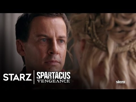 Spartacus: Vengeance  Character Profile: Ilithyia  STARZ