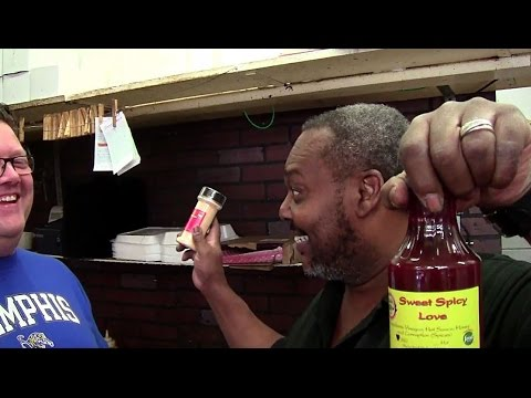 Uncle Lous Fried Chicken Episode 9 Sweet Spicy Love Youtube