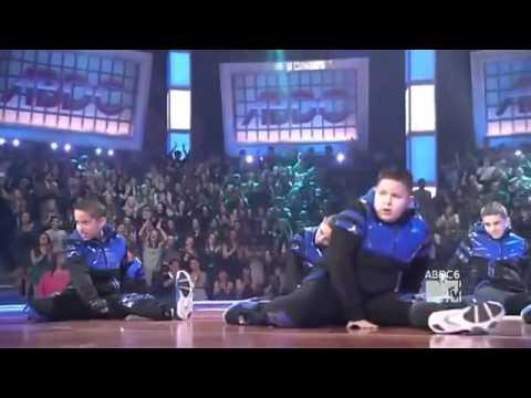 ICONic Boyz ABDC - Ke$ha  Week