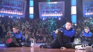 ICONic Boyz ABDC - Ke$ha  Week