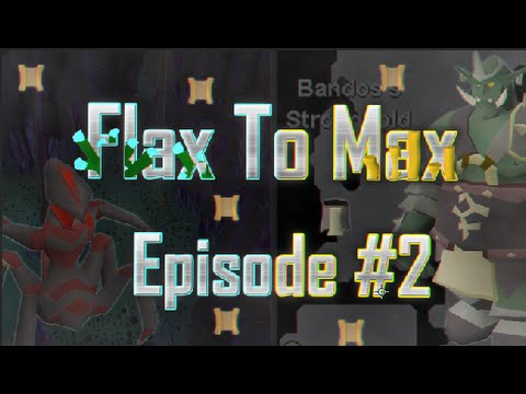 Flax To MAX - Episode #2