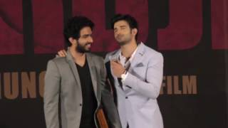 Amaal Mallik sings with actor Sidhant Gupta 😍😍