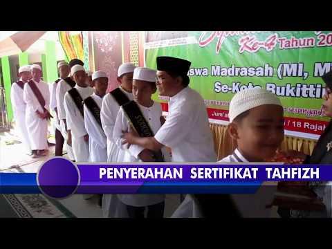 MTsN 2 Bkt :Syahadah Tahfizh Kota Bukittinggi 2020