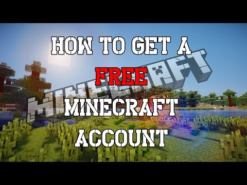 how to create a premium minecraft account for free