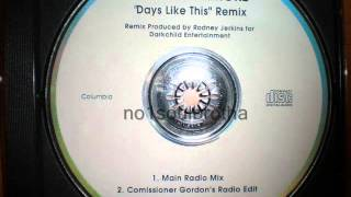 "Kenny Lattimore ""Days Like This"" (Darkchild Remix - Commissioner Gordon"